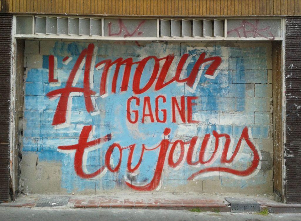 L'amour gagne toujours omnia vincit amor